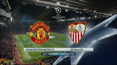 Full match: Manchester United vs Sevilla