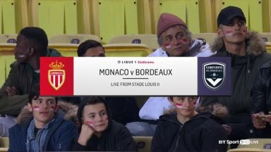 Full match: Monaco vs Bordeaux
