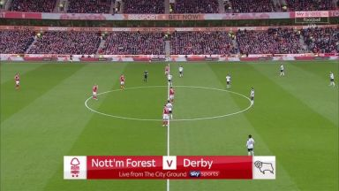 Full match: Nottingham Forest vs Derby County