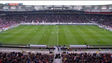 Full match: Stuttgart vs RB Leipzig