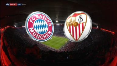 Full match: Bayern Munich vs Sevilla