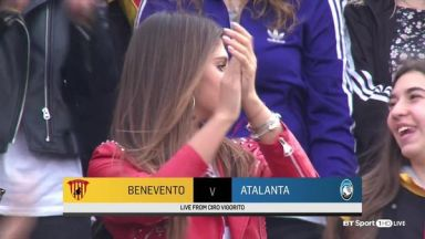 Full match: Benevento vs Atalanta