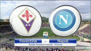 Full match: Fiorentina vs Napoli
