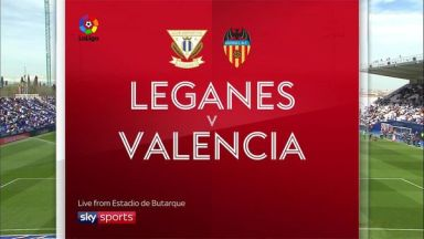 Full match: Leganes vs Valencia