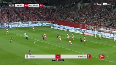 Full match: Mainz 05 vs Freiburg