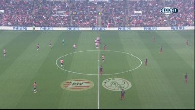 Full match: PSV vs Ajax