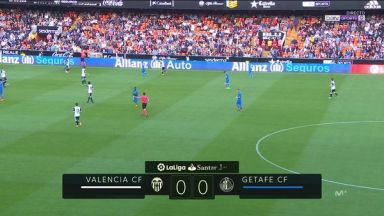 Full match: Valencia vs Getafe