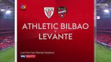 Full match: Athletic Bilbao vs Levante