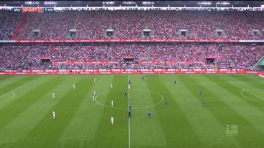 Full match: Cologne vs Schalke 04