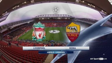 Full match: Liverpool vs Roma