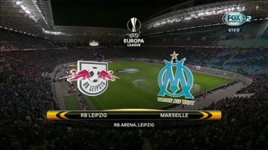 Full match: RB Leipzig vs Olympique Marseille