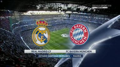 Full match: Real Madrid vs Bayern Munich