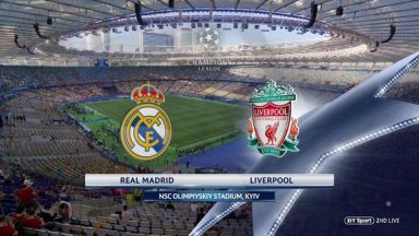 Full match: Real Madrid vs Liverpool