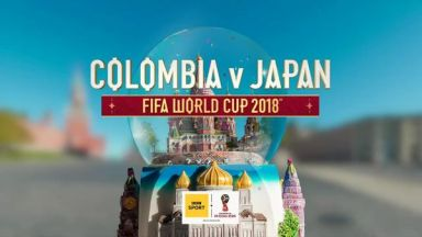 Full match: Colombia vs Japan