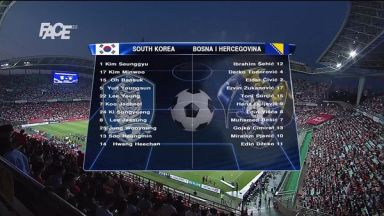 Full match: Korea Republic vs Bosnia-Herzegovina