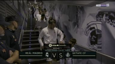 Full match: Real Madrid vs Getafe