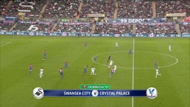 Full match: Swansea City vs Crystal Palace