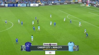 Full match: Cardiff City vs Manchester City