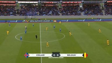 Full match: Iceland vs Belgium