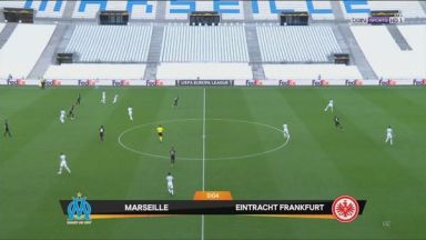 Full match: Olympique Marseille vs Eintracht Frankfurt