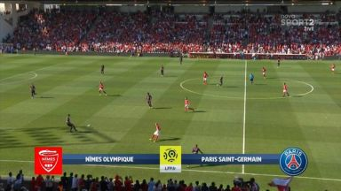 Full match: Nîmes vs PSG
