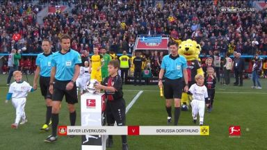 Full match: Bayer Leverkusen vs Borussia Dortmund