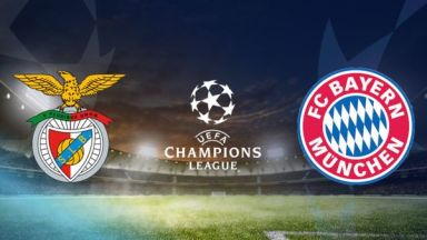 Full match: Benfica vs Bayern Munich