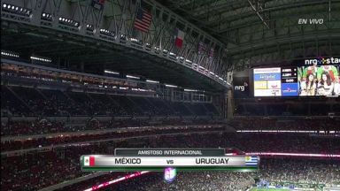 Full match: Mexico vs Uruguay
