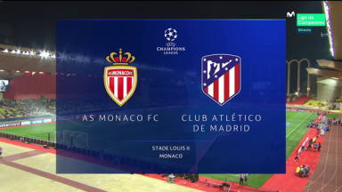 Full match: Monaco vs Atletico Madrid