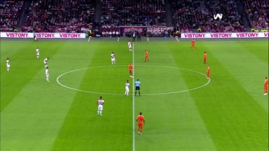 Full match: Netherlands vs Peru