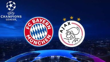 Full match: Bayern Munich vs Ajax