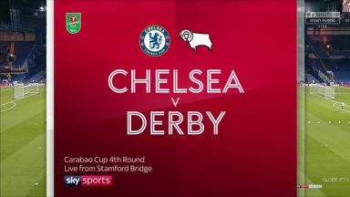 Full match: Chelsea vs Derby County
