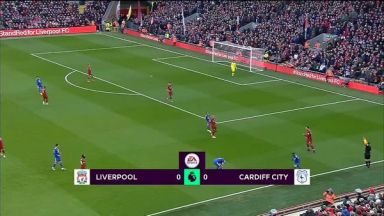 Full match: Liverpool vs Cardiff City