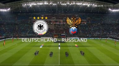 Full match: Germany vs Russia