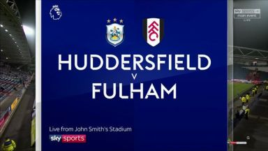 Full match: Huddersfield Town vs Fulham