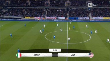 Full match: Italy vs United States