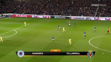 Full match: Rangers vs Villarreal