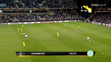 Full match: Rosenborg vs Celtic