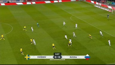 Full match: Sweden vs Russia