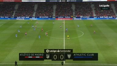 Full match: Atletico Madrid vs Athletic Bilbao