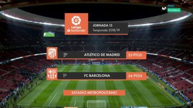 Full match: Atletico Madrid vs Barcelona