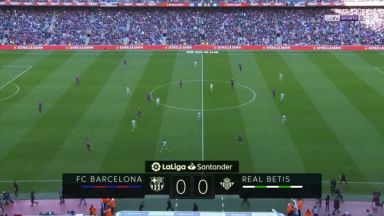 Full match: Barcelona vs Real Betis