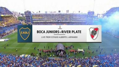 Full match: Boca Juniors vs River Plate