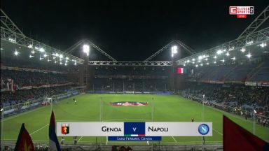Full match: Genoa vs Napoli