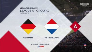 Full match: Germany vs Netherlands