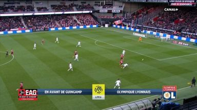 Full match: Guingamp vs Olympique Lyonnais
