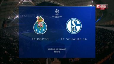 Full match: Porto vs Schalke 04