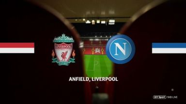 Full match: Liverpool vs Napoli