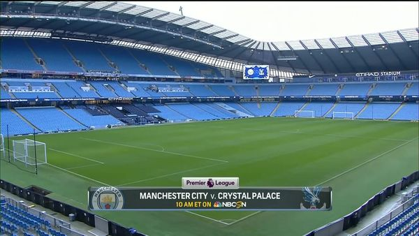 Manchester City vs Crystal Palace Full Match Replay ...
