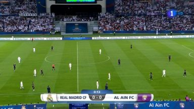 Full match: Real Madrid vs Al Ain